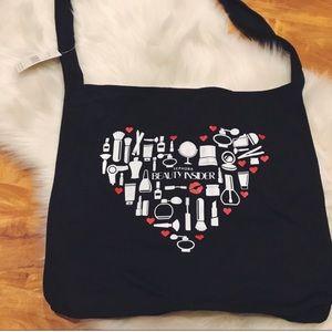 NWT Sephora Beauty Insider Messenger Bag